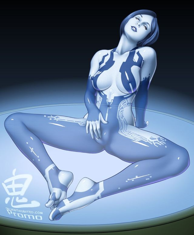 god of war 3 hentai halo cortana