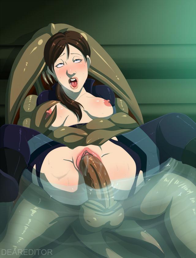 Resident Evil Porno-parodie - biguzde