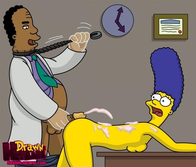 Lisa simpson anal