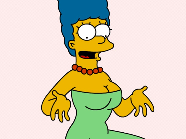 simpson hentai gif boobs busty wallpaper simpson marge