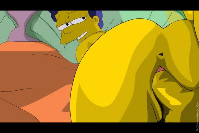 Die Simpsons Pornofilme