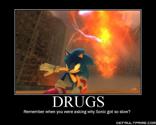 sonic vanilla hentai day picture sonic motivational motivator slow drugs