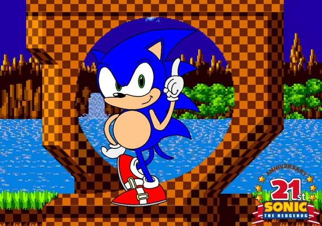 sonic wave hentai pic pre morelikethis artists sonic hedgehog anniversary cfkk