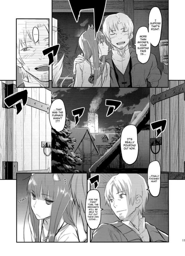 spice and wolf hentai manga harvest fcaad