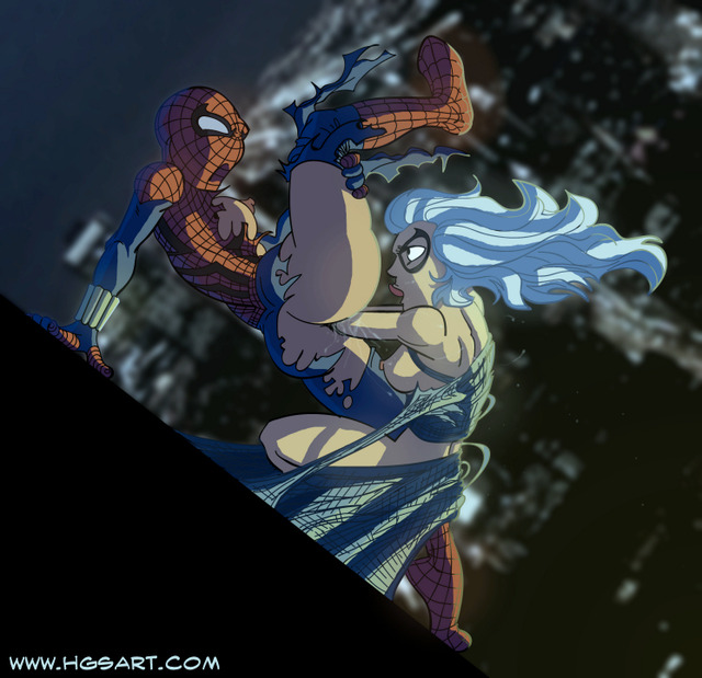 spider girl hentai black girl marvel man cat spider hentaigirls