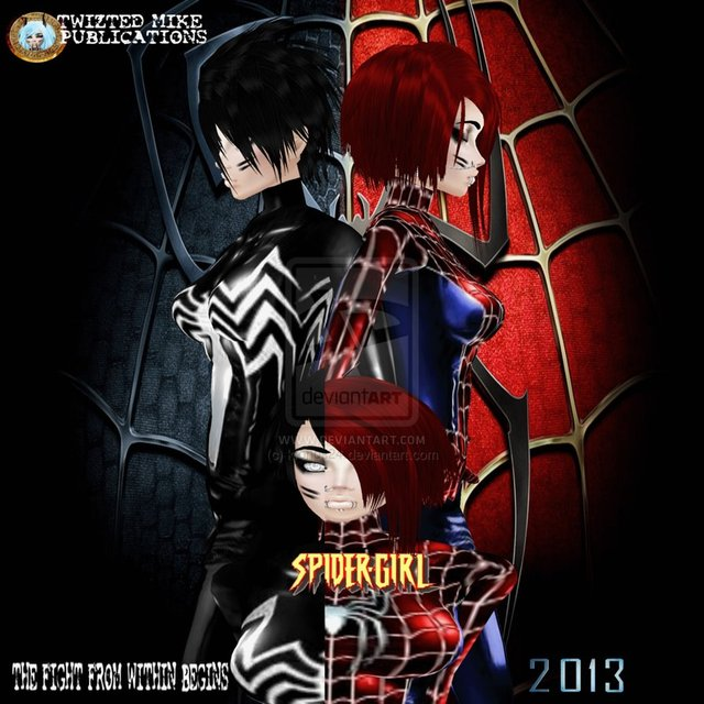 spider girl hentai cartoons girl movie kronos pre digital morelikethis artists poster spider aph