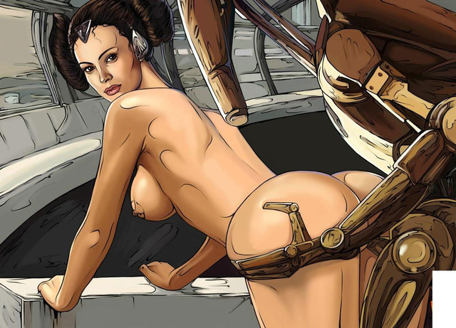 star wars hentai galleries hentai media star wars pleasuring droids