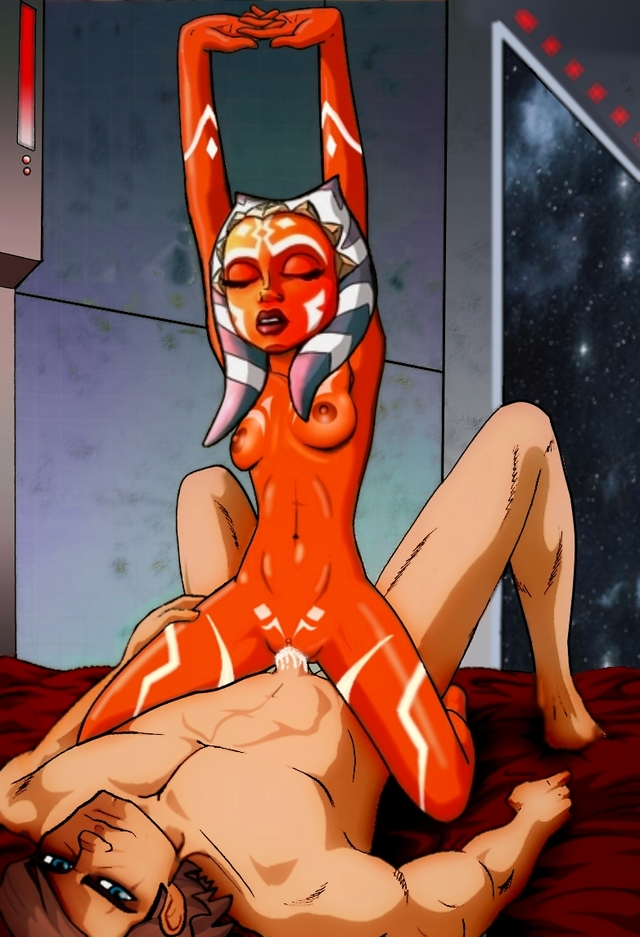 star wars the clone wars hentai pictures sexual slave lusciousnet auction ahsoka tano medi