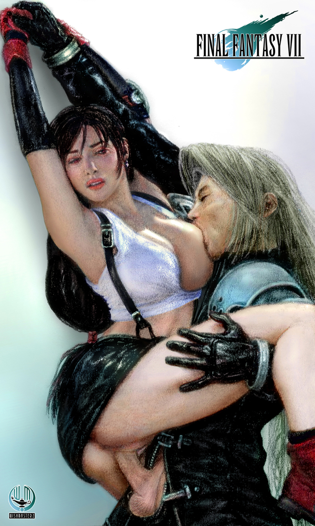 hentai Final lockhart fantasy tifa