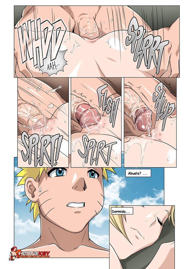 Comic porno hentai manga Algo acerca de Tsunade.