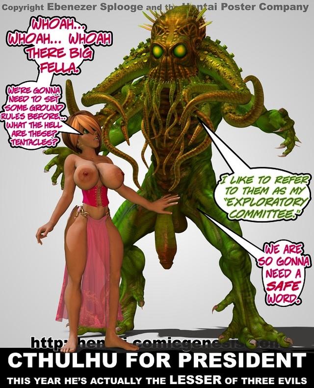 Brunettes....... biggest tits comic THE