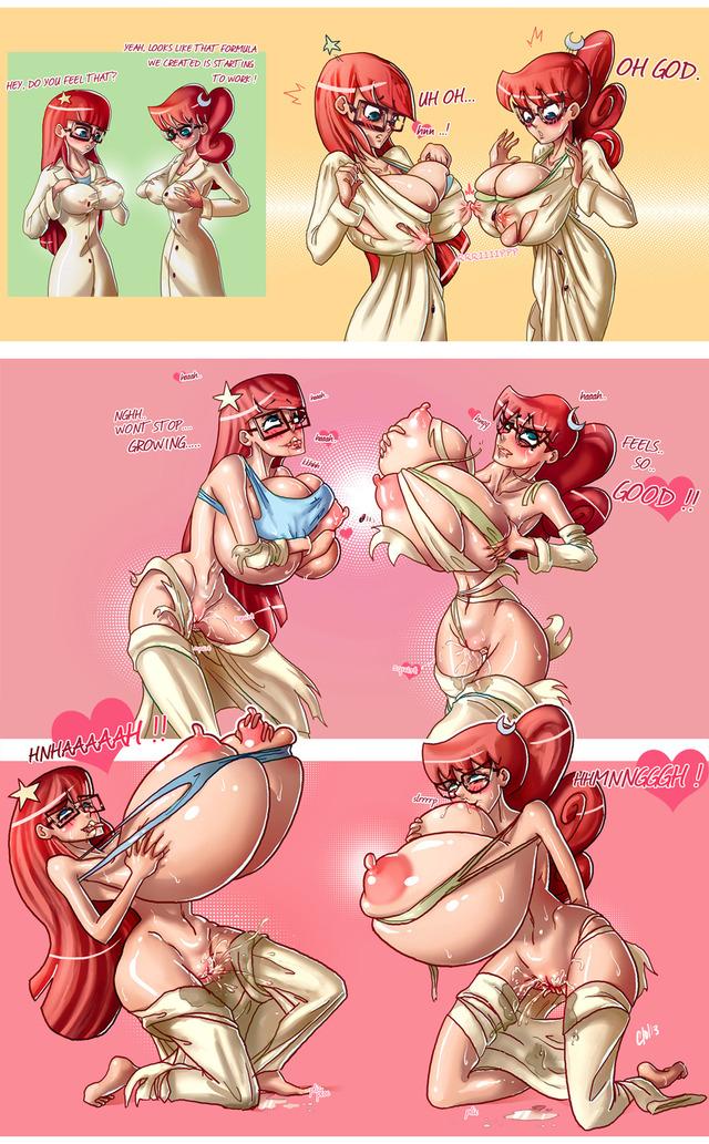 Johnny Test Hentai Comic image #217438