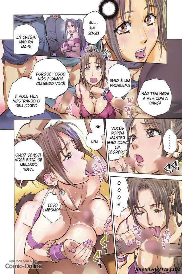 Manga and hentai online