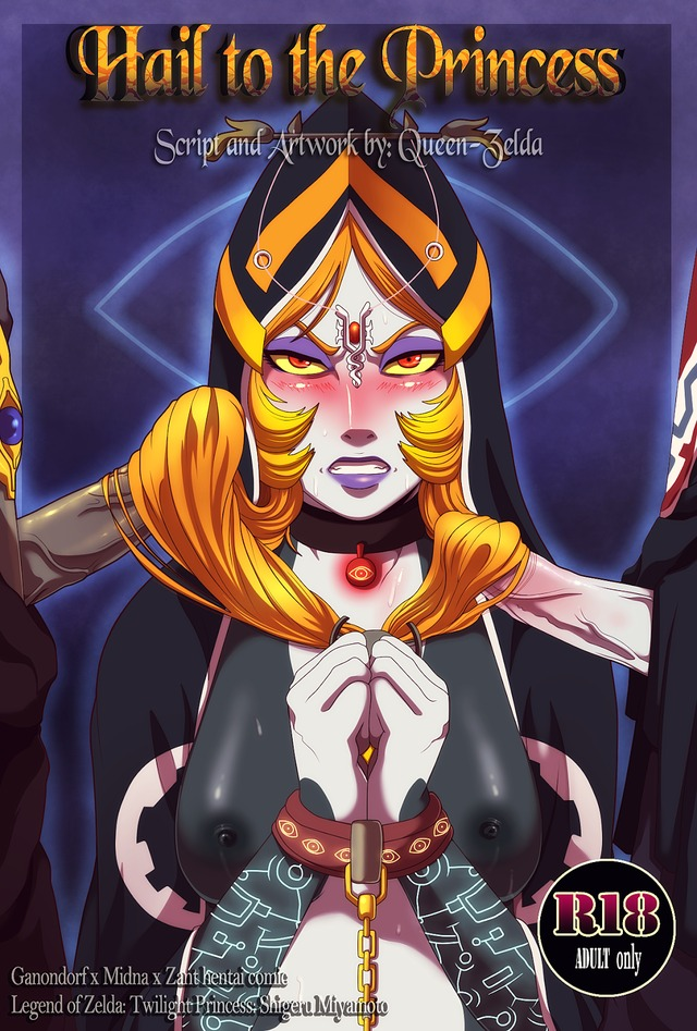 midna hentai full version queen twilight princess legend zelda midna ganondorf zant