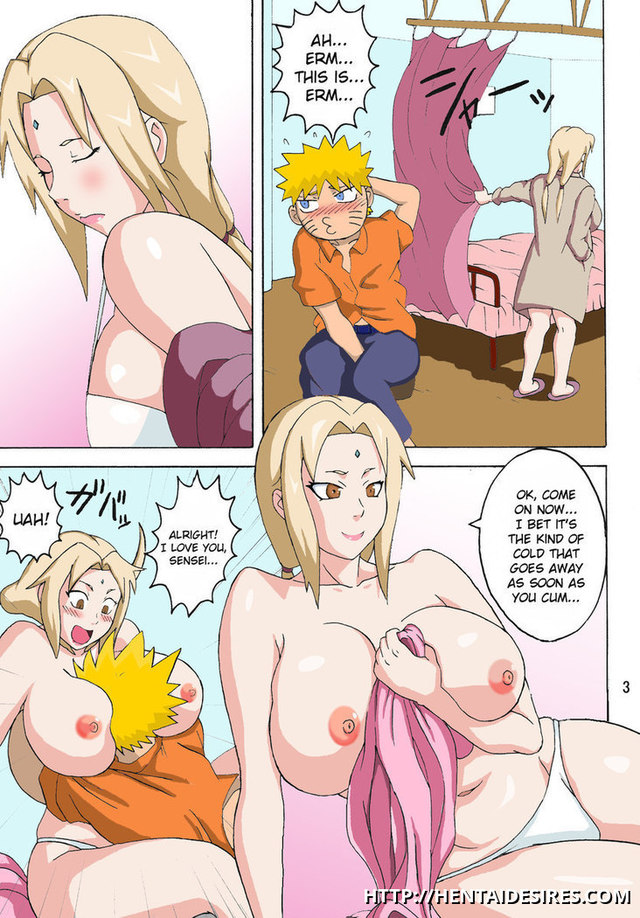 naruto hentai fan fiction all naruto let fan fun cock tsunade hinata hina have fiction tsuna herself won hentaidesires