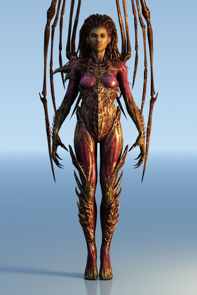starcraft kerrigan hentai kerrigan model nest starcraft walter