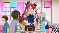 cosplay cafe hentai haiyore nyaruko san translation party horriblesubs commie fff episode