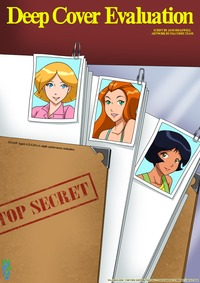 deep voice hentai nvhentai totally spies deep cover evaluation