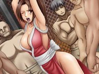 fighting of ecstasy hentai mai shiranui hentai collections pictures album