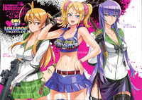 highschool of the dead hentai lollipop chainsaw hotd