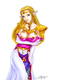 legend of the blue wolves hentai legend zelda princess zel ruto hentai page