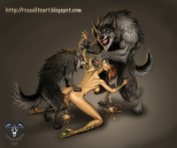 legend of the wolf woman hentai rosselito pregnant page