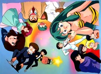 anyone you can do… i can do better! hentai uruseiyatsura ani column being generic worse bad