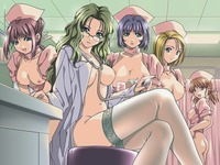 night shift nurses hentai expectations hoh night shift nurses part pile