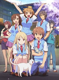 pet life hentai pet girl sakurasou season preview fall part which anime titles get really long