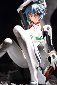 refrain blue hentai figures rei ayanami volks figure from neon genesis evangelion version
