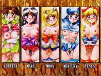 sailor senshi venus five hentai bishoujo senshi sailor moon jupiter mars mercury venus prev