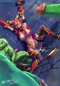 sex craft hentai art world warcraft snowblind pictures