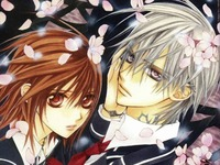 vampire hentai wallpapers dragonball hentai anime titled vampire knight wallpaper