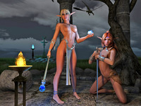 vixens hentai dmonstersex scj galleries teasing vixens vulcan hot aliens hentai