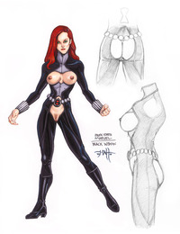 widow hentai tcatt pictures user erotic earth black widow page all