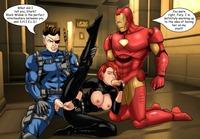 black widow hentai lusciousnet nick fury iron man fuck pictures search query black widow page
