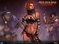 blood shadow hentai games golden axe beast rider tyris flare
