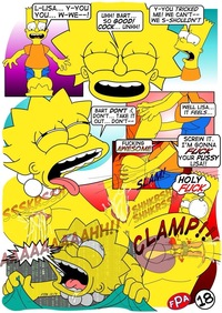 porn de hentai media original hentai los simpsons