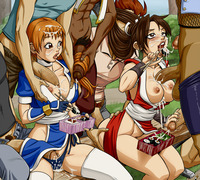 hentai mai porn shiranui dead alive king fighters mai shiranui spidu crossover kasumi entry