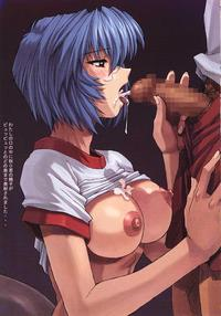 evangelion hentai porn anime cartoon porn evangelion rei ayanami hentai photo