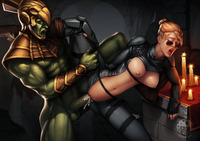 cage hentai cassie cage getting fucked kotal kahn art mushroompus