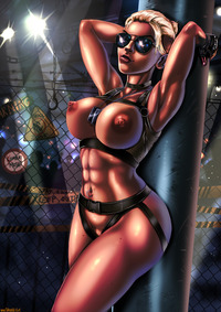 cage hentai therealshadman cassie cage pictures user page all
