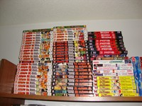video manga porn dsc small shelf porn saturday growing collection manga more