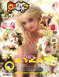 manga porn art britney was takashis pop magazine shoot manga child porn protest art