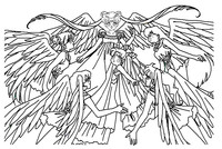 d.n. angel hentai sailor angels coloring page vampireriho