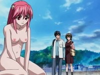 elfen lied hentai coppermine albums galleries elfen lied