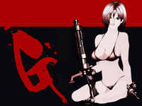 gantz hentai wallpapers hentai anime gallery gantz wallpaper