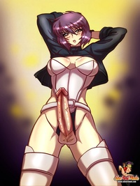 ghost in the shell hentai smartcj myfuta galleries gals ghost shell cybercock