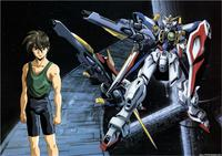 gundam wing hentai wallpapers gundam wing wallpaper adult anime
