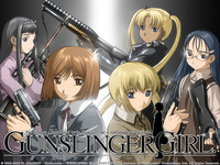 gunslinger girl hentai gunslinger girl